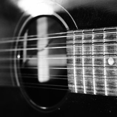 Guitar Closeup